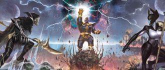 Таноса могут предать в «Мстителях: Война бесконечности». И это Эбони Моу