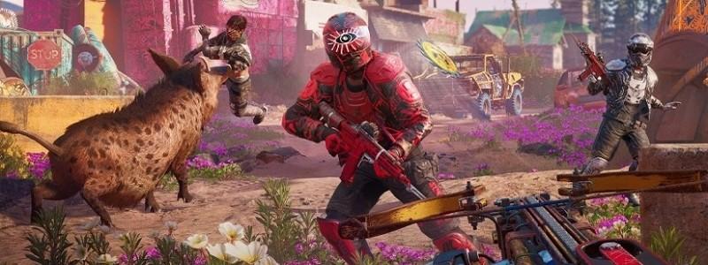Гайд. Far Cry: New Dawn - как быстро прокачаться и какие навыки самые полезные