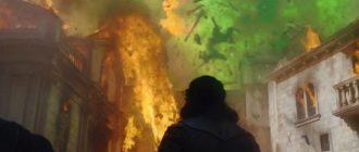 Что значит зеленый огонь в 5 серии 8 сезона «Игры престолов»