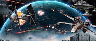 10 лучших космических кораблей из «Звездных войн» в картинках