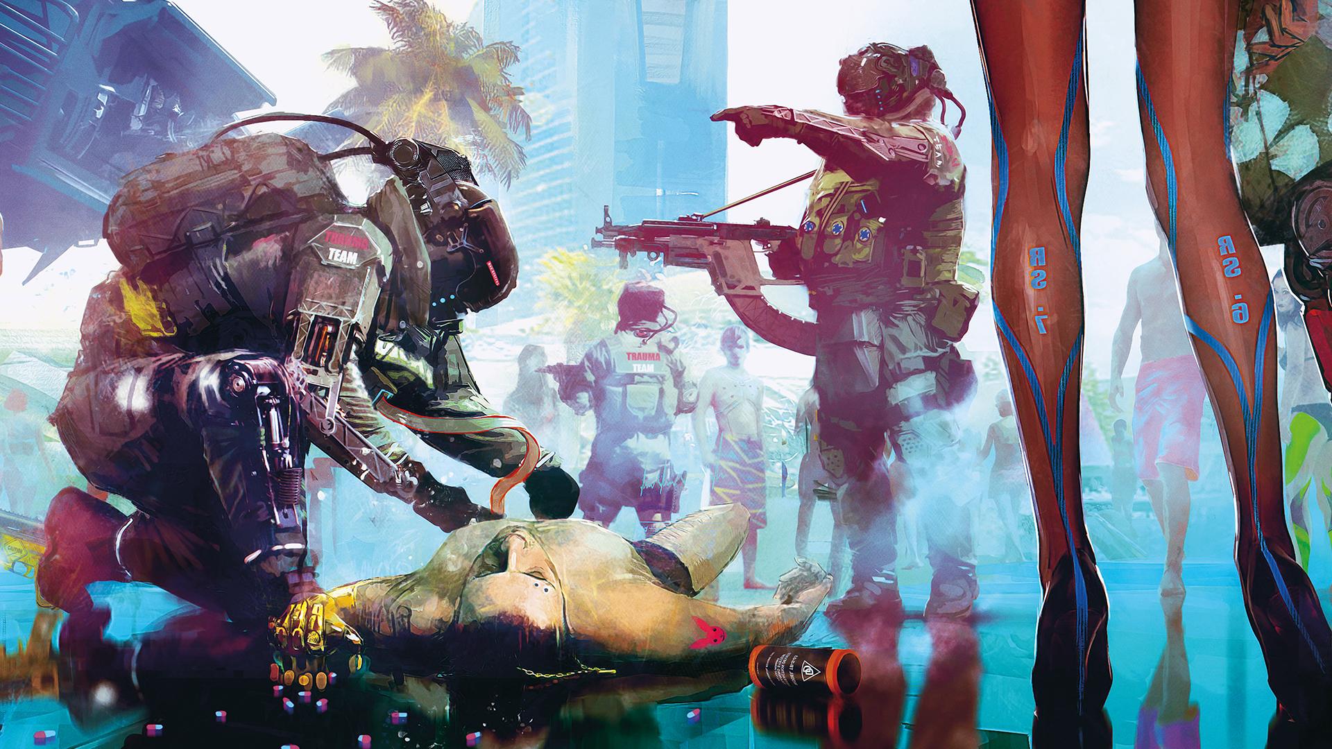 Перевод: CD Projekt Red обещает быть «более человечной» к своим сотрудникам