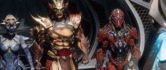 Впечатления от сюжета Mortal Kombat 11