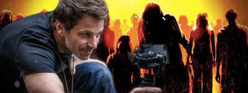 Зак Снайдер показал новое фото фильма «Армия мертвых»
