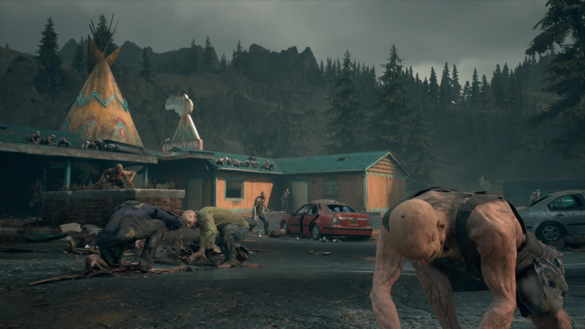 Обзор игры «Жизнь после» (Days Gone). Зомби и проблемы