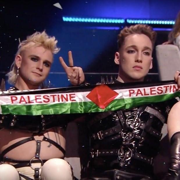 """""""Оккупация должна прекратиться"""": На """"Евровидении"""" в Израиле разгорелся крупнейший политический скандал"""