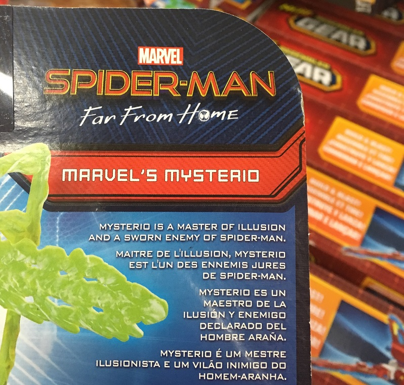 Раскрыт сюжетный поворот «Человека-паука: Вдали от дома»