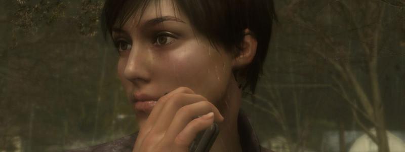 Сравнение графики Heavy Rain для ПК, PS4 и PS3