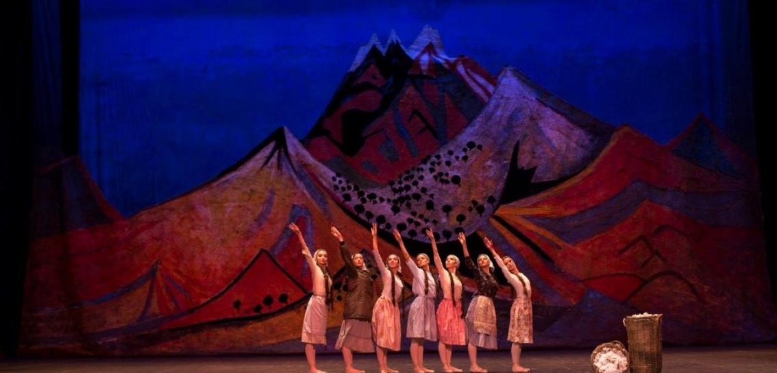 """Премьера """"Танца с саблями"""" Юсупа Разыкова покажут на кинофестивале в Шанхае"""