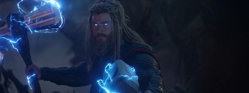 Впечатляющая фигурка Тора из «Мстителей: Финал»