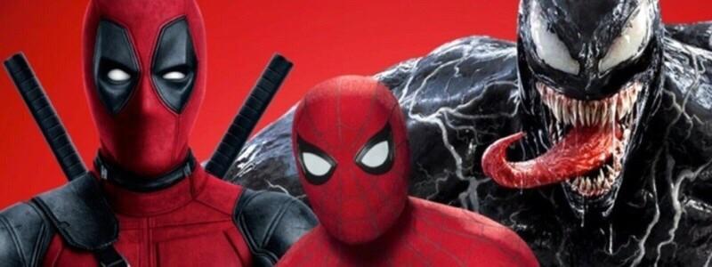 Веном Тома Харди появится в «Человеке-пауке 3», а не Дэдпул