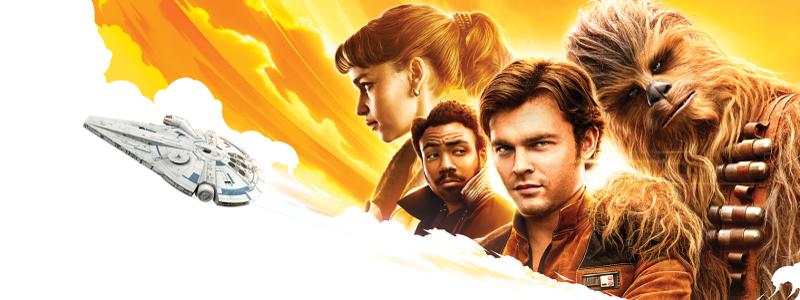 Три причины, почему провалился «Хан Соло: Звездные войны»