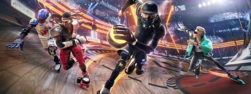 E3 2019. Скачайте демо Roller Champions от Ubisoft бесплатно