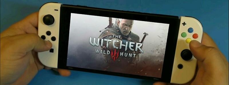 «Ведьмак 3» выйдет на Nintendo Switch. Трейлер с E3 2019