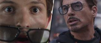 Что увидел Питер Паркер в очках Тони Старка в «Человеке-пауке: Вдали от дома»