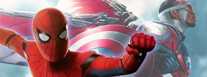 Нового Капитана Америка вырезали из «Человека-паука: Вдали от дома»