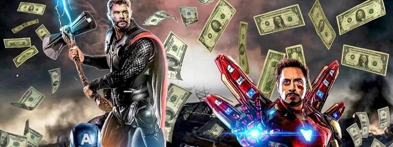 Сборы «Мстителей: Финал» после повторного прокат. Фильм снова в ТОП-10