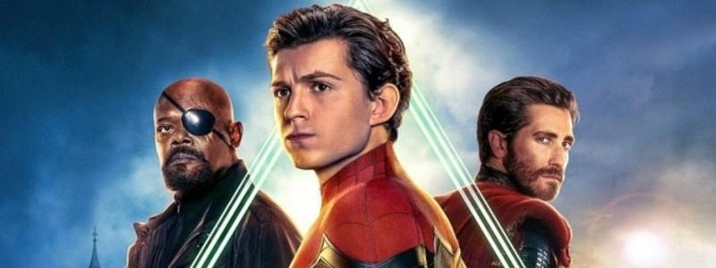 Первые отзывы о «Человеке-пауке: Вдали от дома»: «Это взрывает мозг»