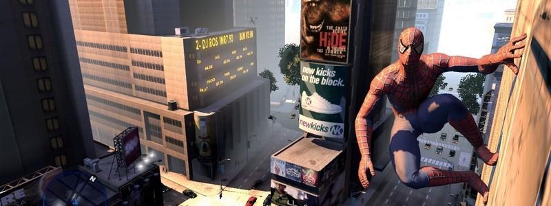 В сети появились скриншоты Spider-Man 4, которая должна была выйти в 2011 году