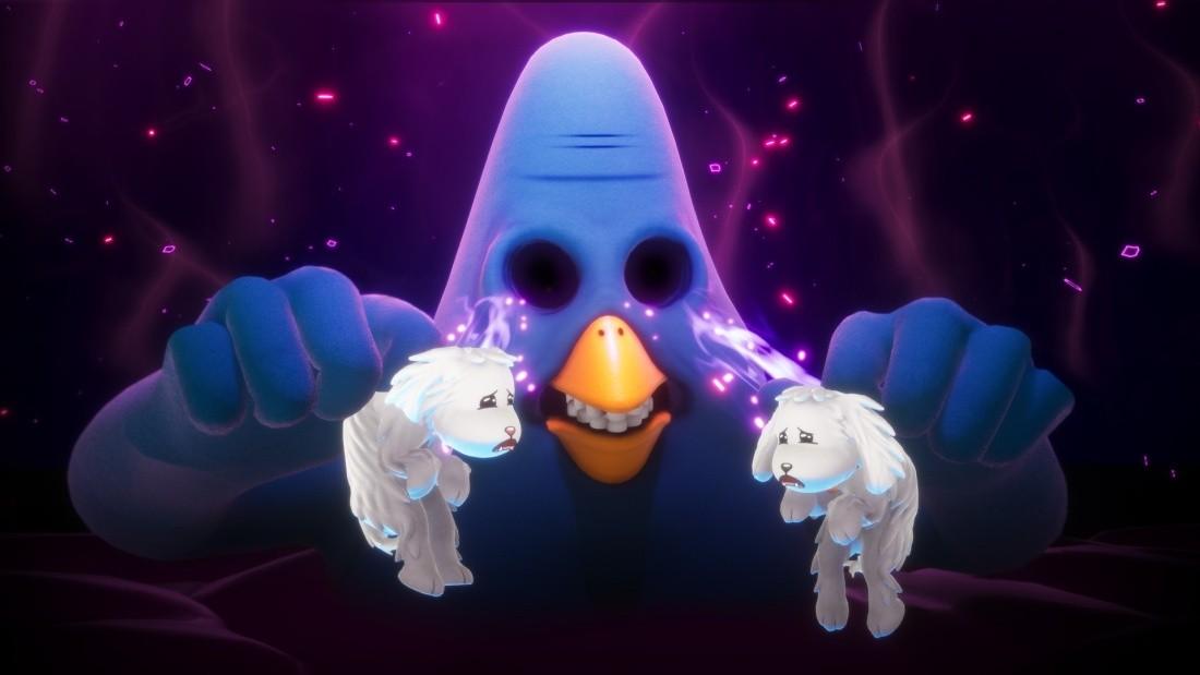 Trover Saves the Universe - изучаем игру по безумной вселенной
