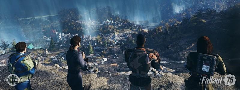 Разработчики знали, на что идут, создавая Fallout 76