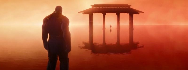 Почему Танос оказался в Мире душ на самом деле?