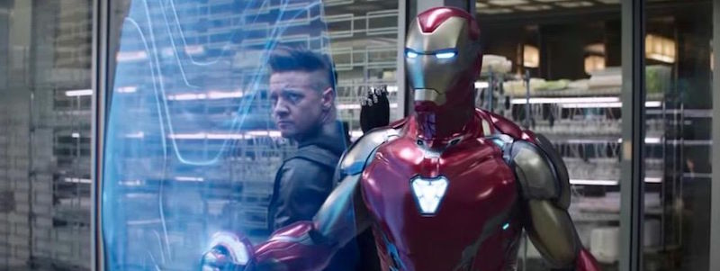 Трейлер раскрывает новые сцены «Мстителей: Финал»