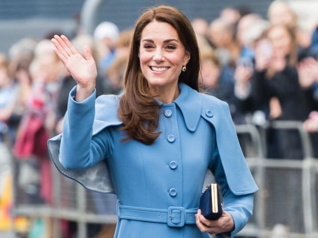 Кейт Миддлтон назначена на должность Елизаветы II, которую королева занимала 67 лет