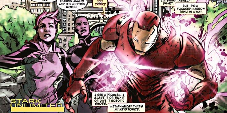Подтверждено, что Супермен существует во вселенной Marvel