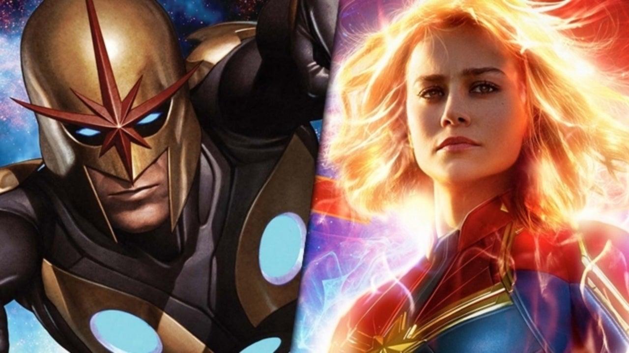Идеальный способ ввести Нову в киновселенную Marvel