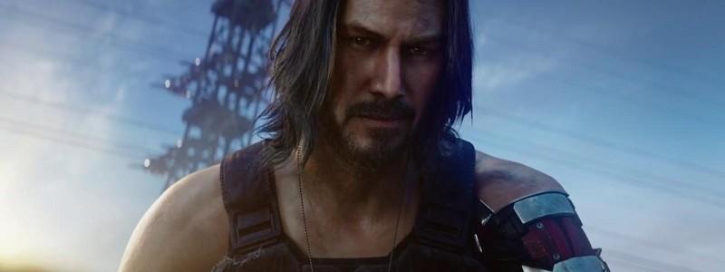 Киану Ривз рассказал о Cyberpunk 2077 и новые детали Джонни Сильверхенда