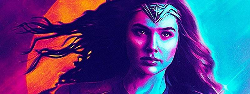 Первый постер «Чудо-женщины 1984» раскрыл новый костюм Дианы