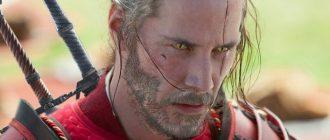 Как Киану Ривз выглядит в роли Геральта из «Ведьмака»
