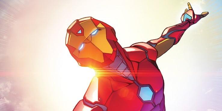 Кто такая Железное сердце, преемница Железного человека?