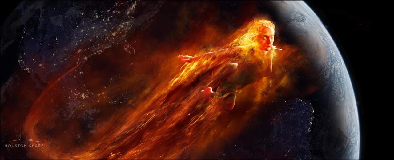 Первый взгляд на изначальную концовку «Людей Икс: Темный Феникс»