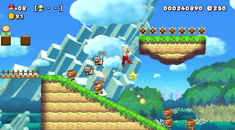 Обзор Super Mario Maker 2. Большая стройка Марио