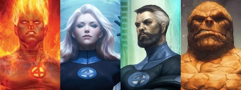 Когда Фантастическая четверка появится в киновселенной Marvel