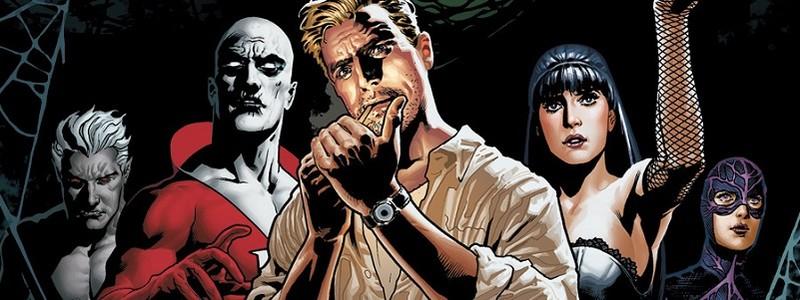 Темная Лига Справедливости могла появиться в сериале, но DC отменили «Болотную тварь»