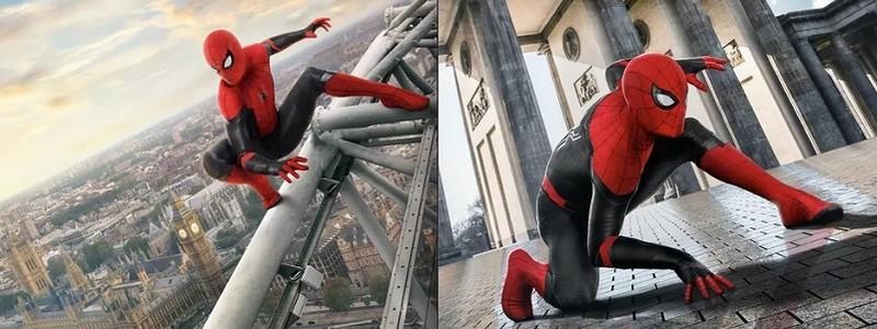 Фанатский постер «Человека-паука: Вдали от дома» лучше официальных