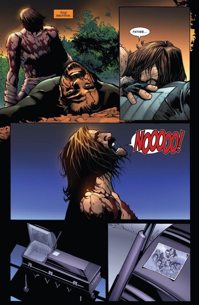 Умер большой злодей Человека-паука