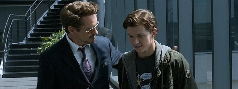 Человек-паук оказал влияние на Тони Старка в MCU