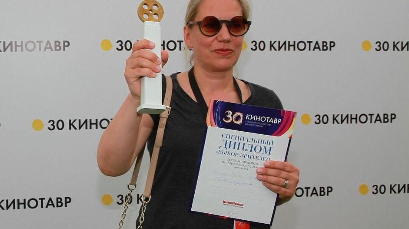 """Фильм Анны Пармас """"Давай разведёмся!"""" зрители назвали лучшим на 30-м """"Кинотавре"""""""