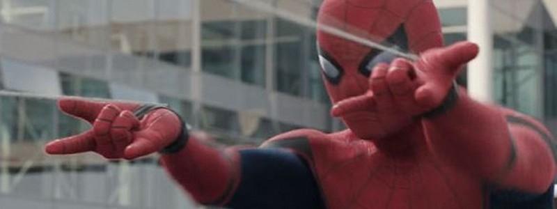 Ученые создали паутину Человека-паука