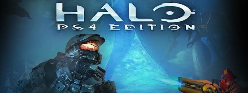 Внезапно! Сборник Halo может выйти на PlayStation 4