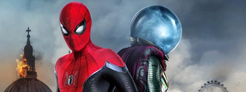 Разбор сцен после титров «Человек-паук: Вдали от дома». Что и кого показали?