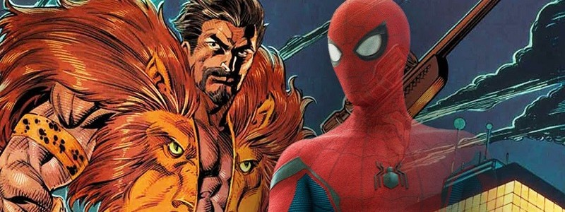 Крэйвен-охотник станет следующим злодеем Человека-паука в MCU?