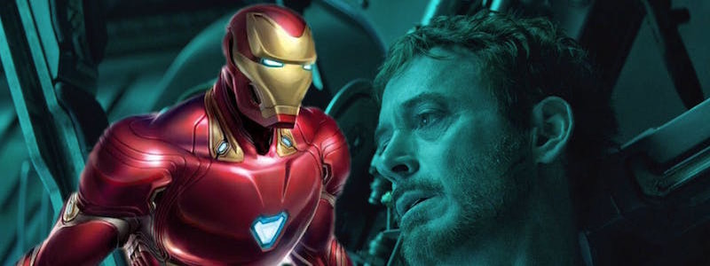 Костюм Тони Старк предполагал смерть героя в «Мстителях: Финал»
