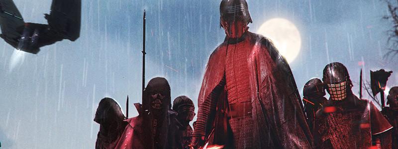 Утек новый взгляд на Рыцаря Рен из «Звездных войн 9: Скайуокер. Восход»