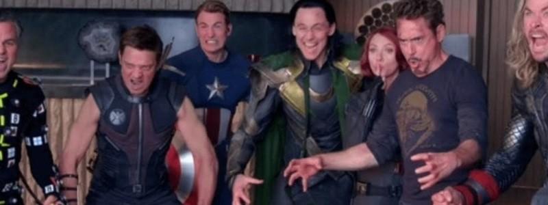 Раскрыты бонусные кадры «Мстителей: Финал» на Blu-ray