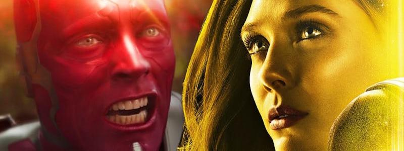 Как Вижен воскреснет в киновселенной Marvel