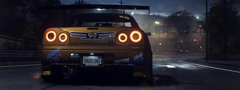 EA раскрыла подробности о дате выхода новой Need for Speed